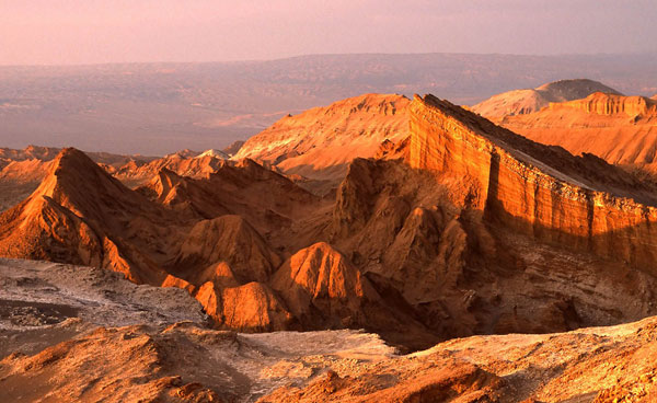 The Atacama Desert – Chile Travel Vacation Package
