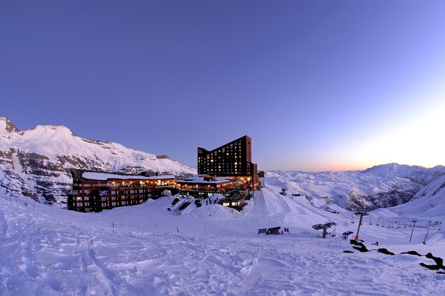 Chile Ski in July and August Travel Vacation Package
