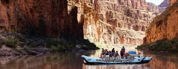 Grand Canyon Rafting – Adventure Travel Vacation Package